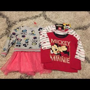 Other - Minnie Mouse Lot size 2T